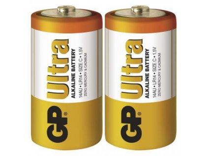 Alkalická baterie GP Ultra C (LR14)