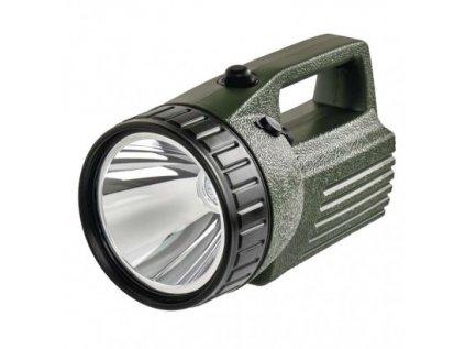 LED nabíjecí svítilna P2307, 330 lm, olov. aku 4000 mAh