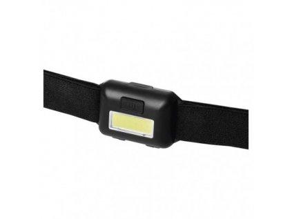 COB LED čelovka P3537, 110 lm, 3× AAA