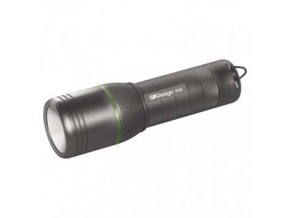 LED ruční svítilna GP Design P55, 450 lm