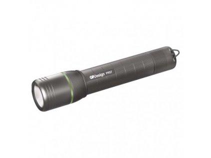LED nabíjecí ruční svítilna GP Design PR57, 1000 lm