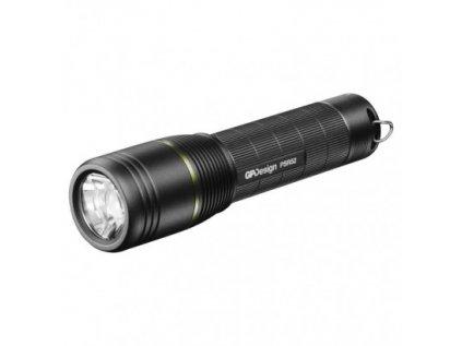 LED nabíjecí ruční svítilna GP Design PSR52, 1050 lm
