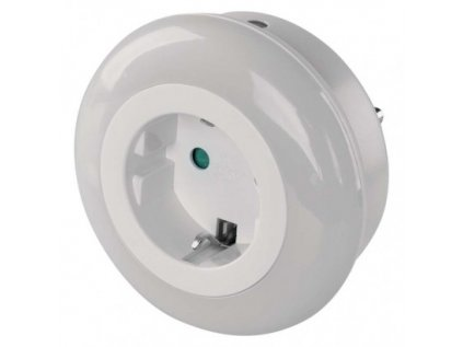 LED noční světlo P3308 do zásuvky SCHUKO