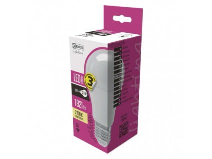LED žárovka Classic A67 18W E27 teplá bílá