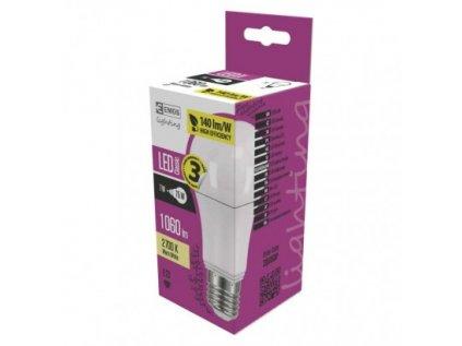 LED žárovka Classic A60 7,5W E27 teplá bílá