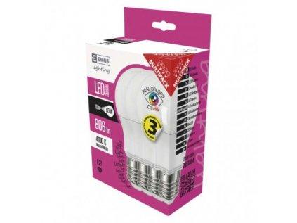 LED žárovka Classic A60 10W E27 neutrální bílá Ra95