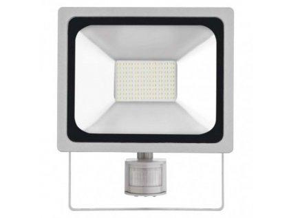 LED reflektor PROFI s pohybovým čidlem, 50W neutrální bílá