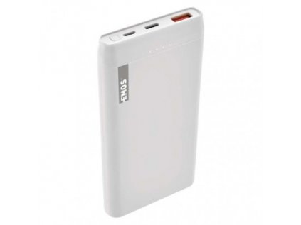 Powerbanka EMOS AlphaQ 10, 10000 mAh, bílá