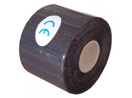 Kinesio tape černá 5 cm x 5 m