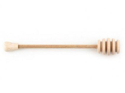 KOLIMAX Dřevěné výrobky Medonoska dlouhá 18 cm
