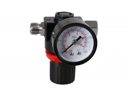 Regulátor tlaku s manometrem 0-10bar