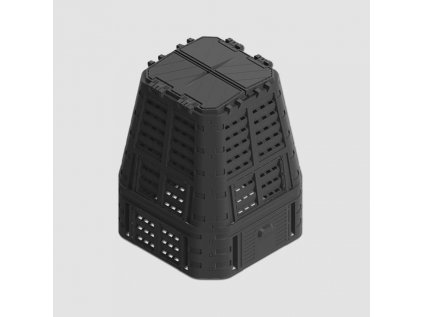 Kompostér černý MULTI 740L