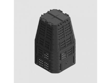 Kompostér černý MULTI 1000L
