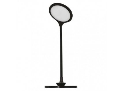 LED stolní lampa RUBY, černá