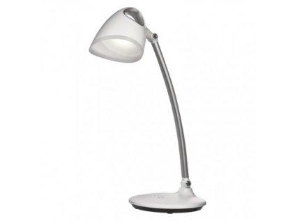 LED stolní lampa CARLA, bílá