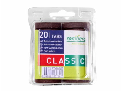 Tableta rašelinová d36mm 20ks