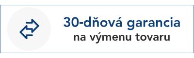 30 dňová garancia