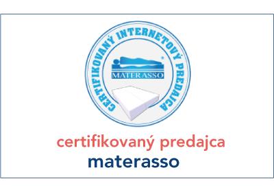 Certifikovaný predajca materasso