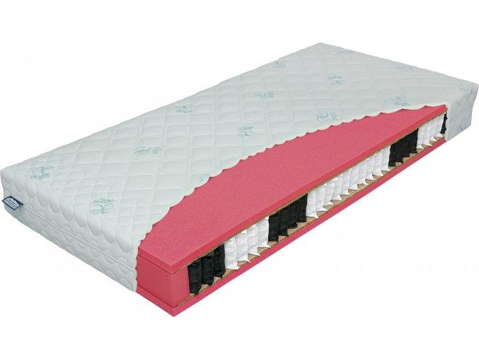 Matrac ANTIBAKTERIAL BIO-EX (rozmer 160x200, tvrdos_ T3)