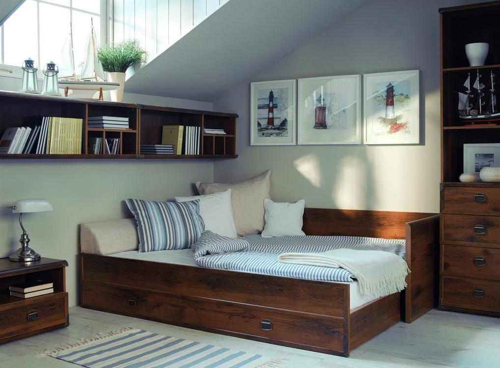 Rozkladacia posteľ 5x inak: inšpirujte sa a ušetrite miesto