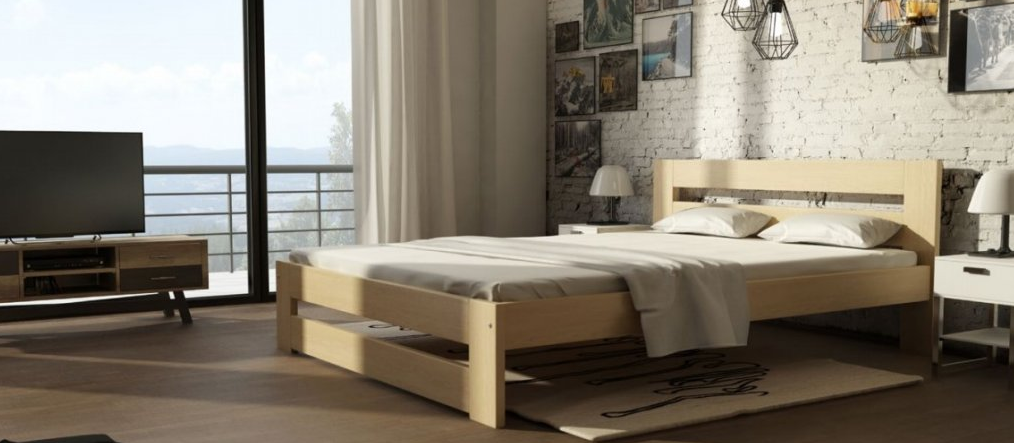 Nábytok z masívneho dreva do každej izby