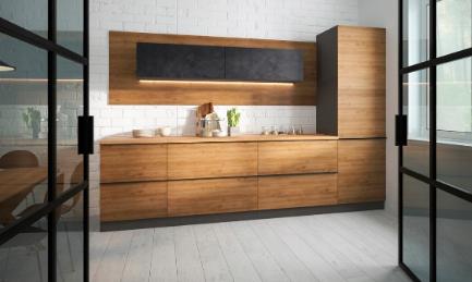 Praktická a estetická kuchyňa? Stavte na zemité farby