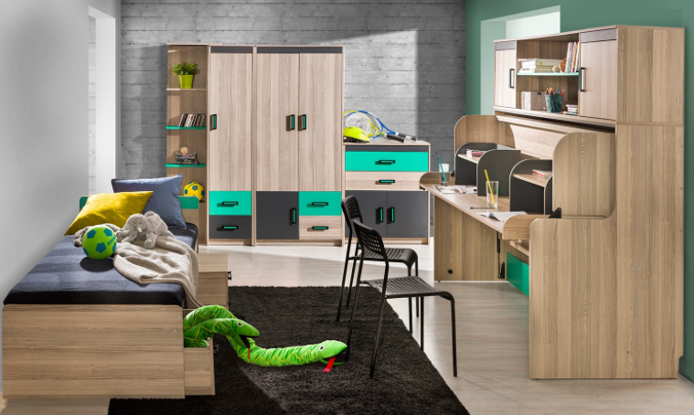 Keď sa doma pracuje aj učí: takto budete mať svoj priestor vy aj vaše deti