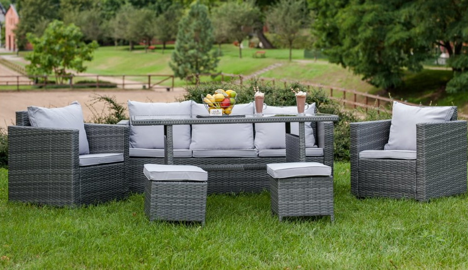 Takto si na záhrade vytvoríte oázu relaxu a zábavy pre celú rodinu