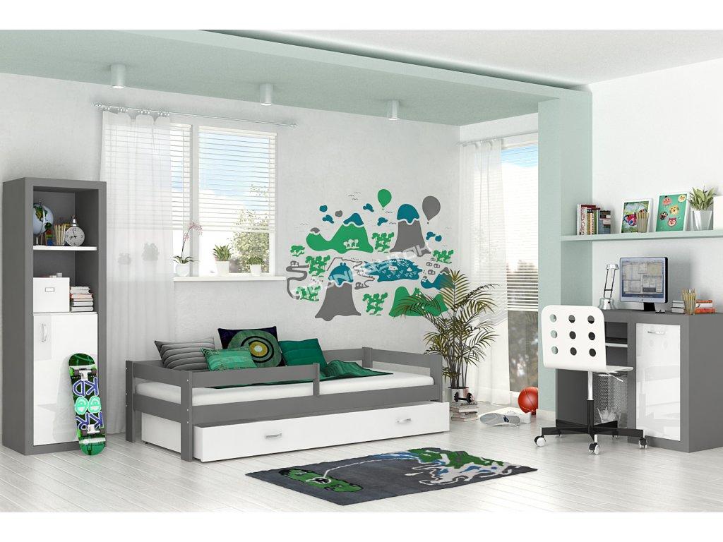 Pomoc, kupujeme nábytok pre tínedžera! 6 tipov pre chytrých rodičov