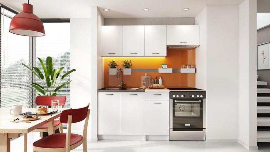 Malý byt a veľkolepá kuchyňa: takto si vyberiete štýlovú kuchynskú linku