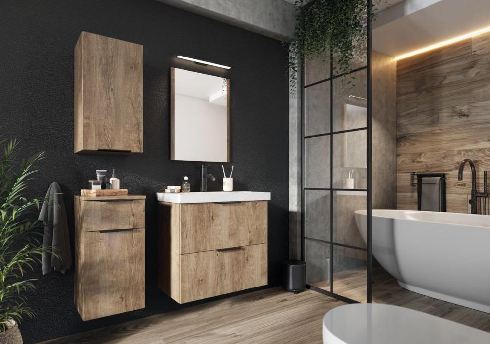 Nadčasové úložné riešenia do kúpeľne, ktorá dýcha čistotou a eleganciou