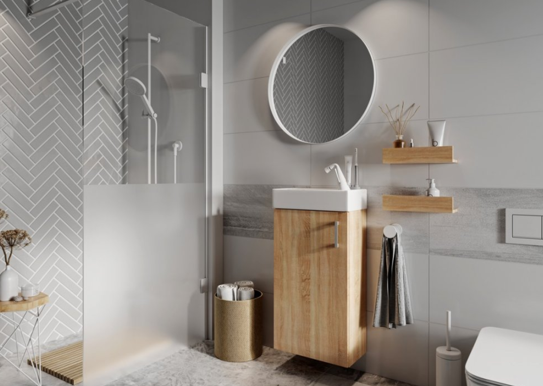Prerábate kúpeľňu? Zariaďte si ju prakticky a útulne v 6 jednoduchých krokoch