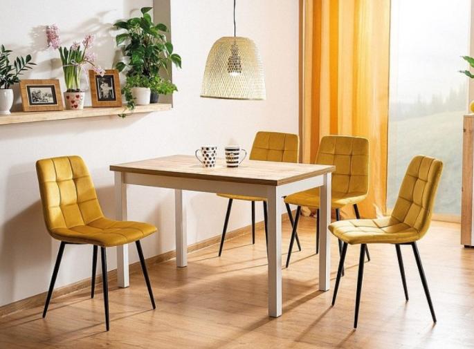 Praktické jedálenské stoly a stoličky pre nezabudnuteľné rodinné posedenia