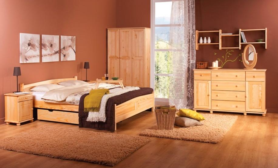 Starostlivosť o nábytok z masívu s rôznou povrchovou úpravou