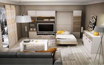 Sklápacie postele