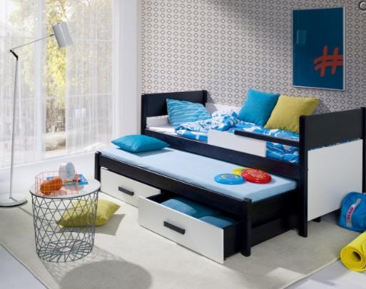 Detská izba, ktorá podporuje učenie a kreativitu