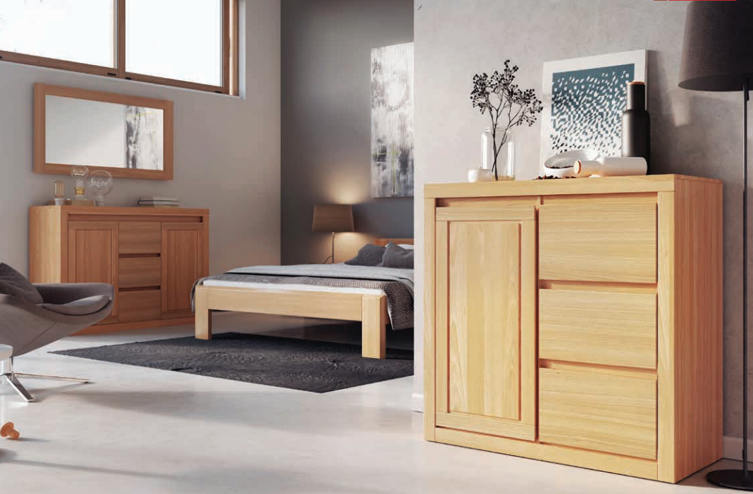 Nestarnúci fenomén – masívny nábytok