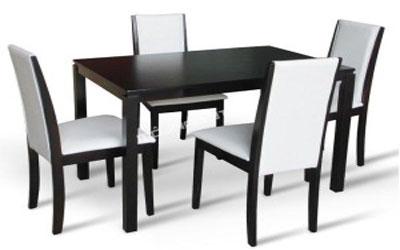 """Jedálenský stôl ,,srdce"""" kuchyne"""