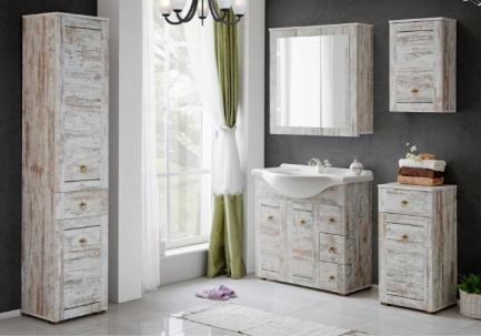 Kúpeľňová zostava vo francúzskom štýle – takto si každý deň užijete malý kúsok Provensálska