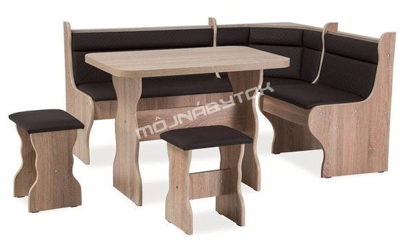 Lavice nepatria len do parku – 5 tipov, ako si vylepšiť interiér lavicovým sedením