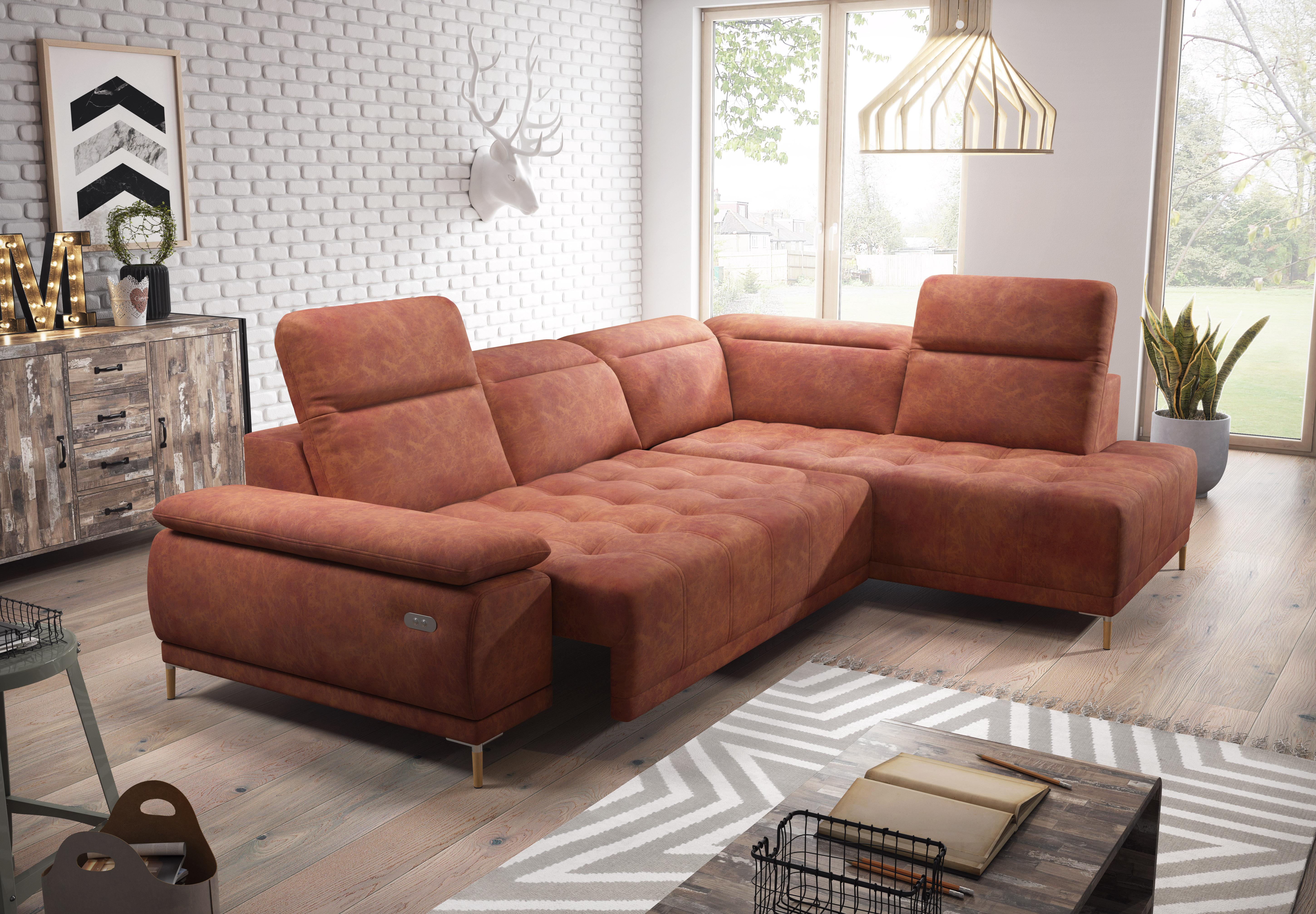 Moderná sedacia súprava – základ každej obývačky