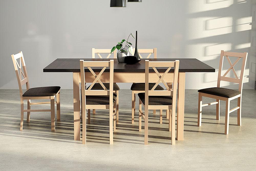Jedálenský set - miesto pre spoločné stolovanie s vašimi blízkymi
