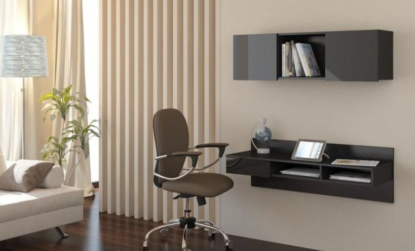 Pracujete z domu? Zriaďte si doma praktický home office!