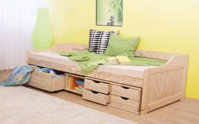 Základy pre výber detskej postele