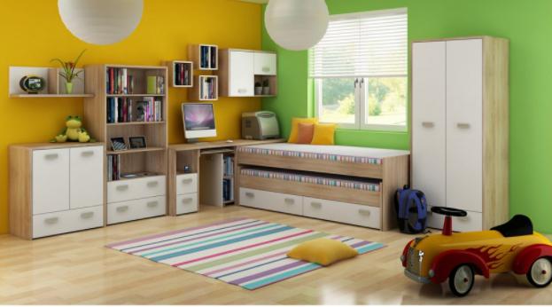 Rozkladacia posteľ: Praktický kúsok do každej domácnosti!