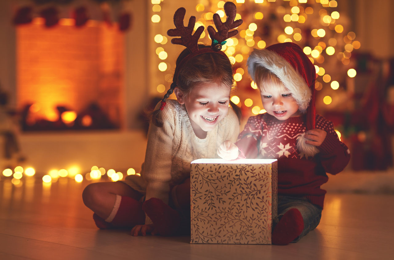 Vianoce očami detí