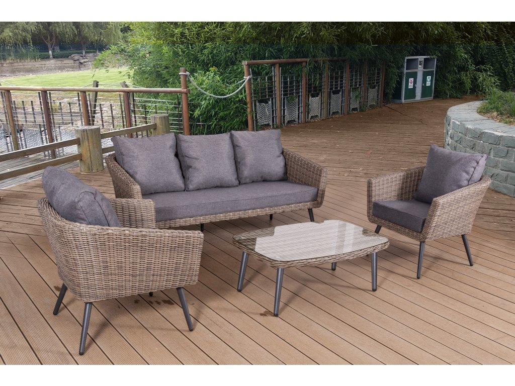Ratanový nábytok nepatrí len do záhrady – kde všade ho využijete?