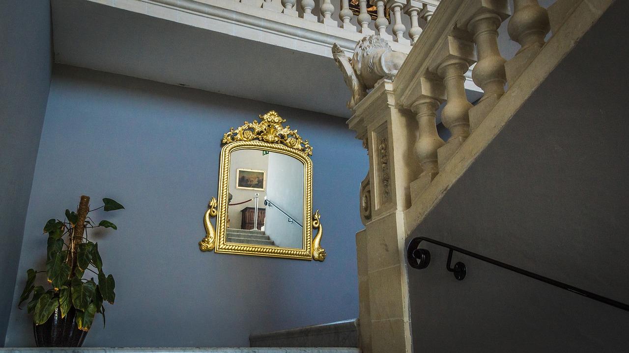 Zrkadlo v byte: viete, kam ho umiestniť?