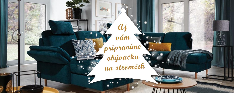 Akcia_Vianočná ponuka_obývačka