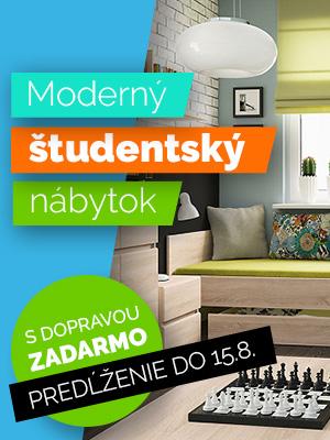 Moderný študentský nábytok